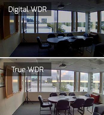 قابلیت WDR در دوربین مدار بسته11