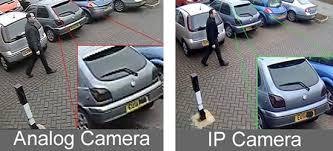 کیفیت تصویر دوربین های مدار بسته IP