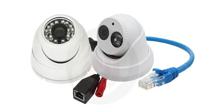 دوربین مداربسته تحت شبکه (IP)
