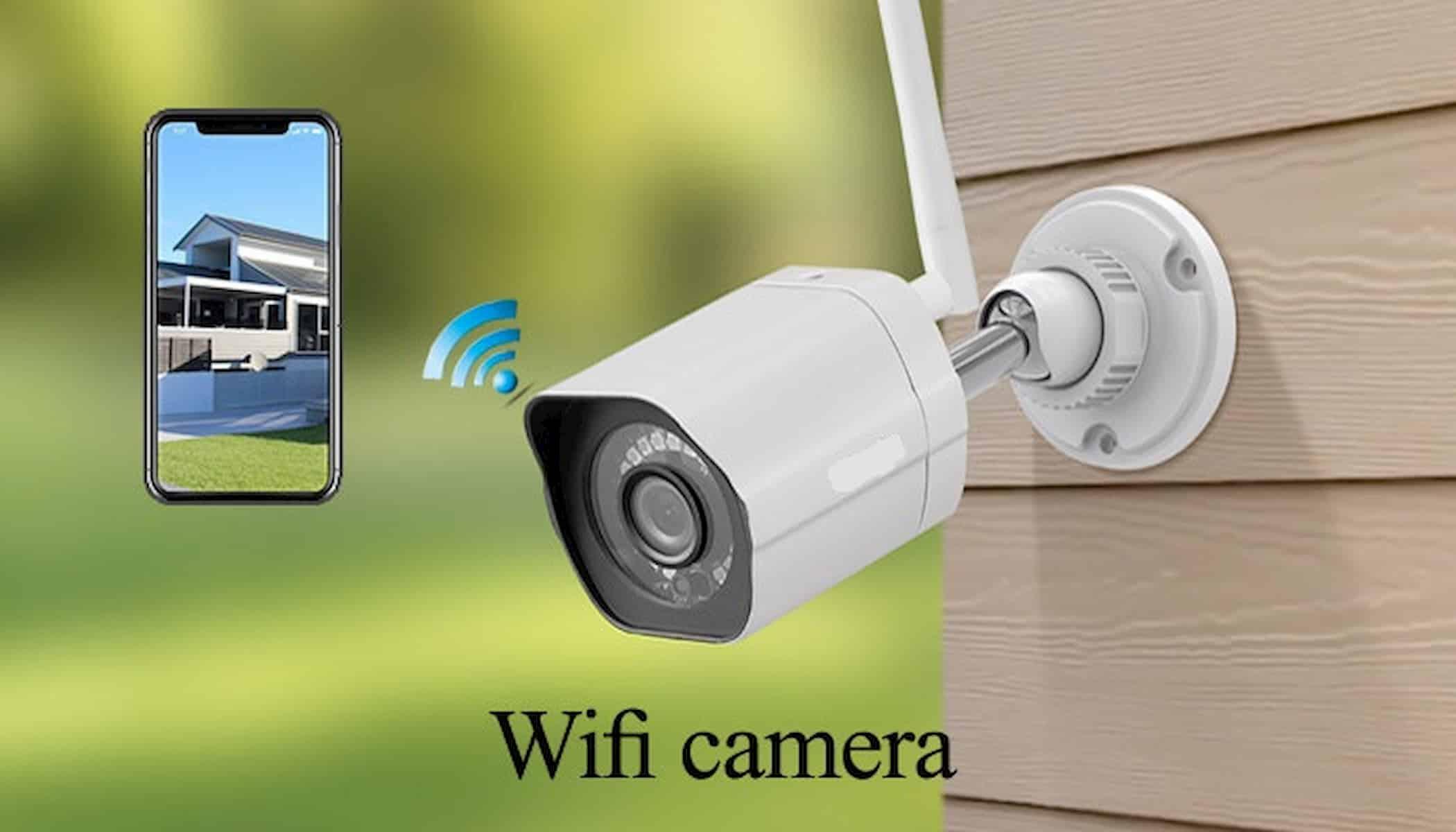 دوربین مداربسته بیسیم چیست؟