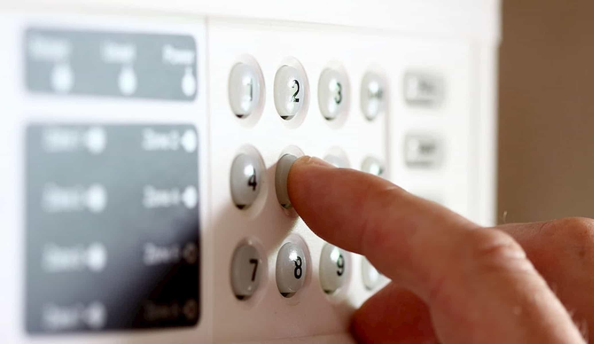 عدم هشدار به موقع کیفیت سیگنال دزدگیر