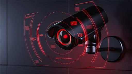 نور مادون قرمز در شکستن دوربین مداربسته