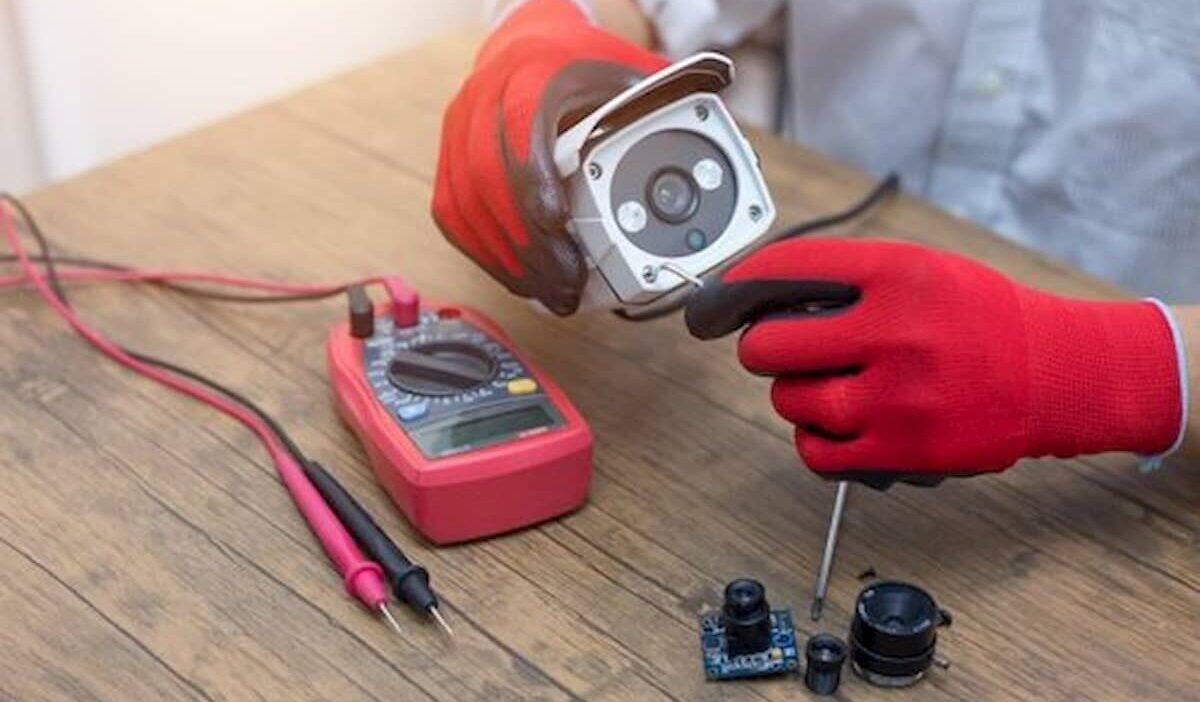 سه نکته برای سرعت بخشیدن به تعمیر دوربین مداربسته