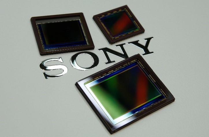 سنسور تصویر دوربین شرکت سونی
