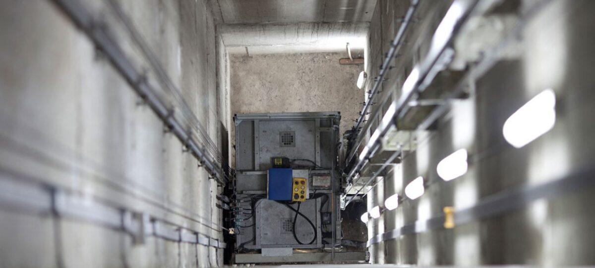 نصب دوربین در آسانسور
