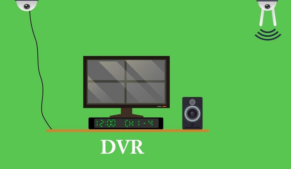 دی وی ار (DVR)