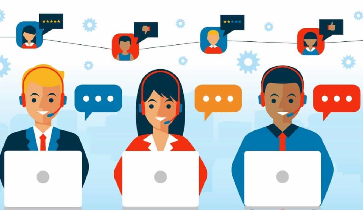 ارتباط با مشتری ناراضی